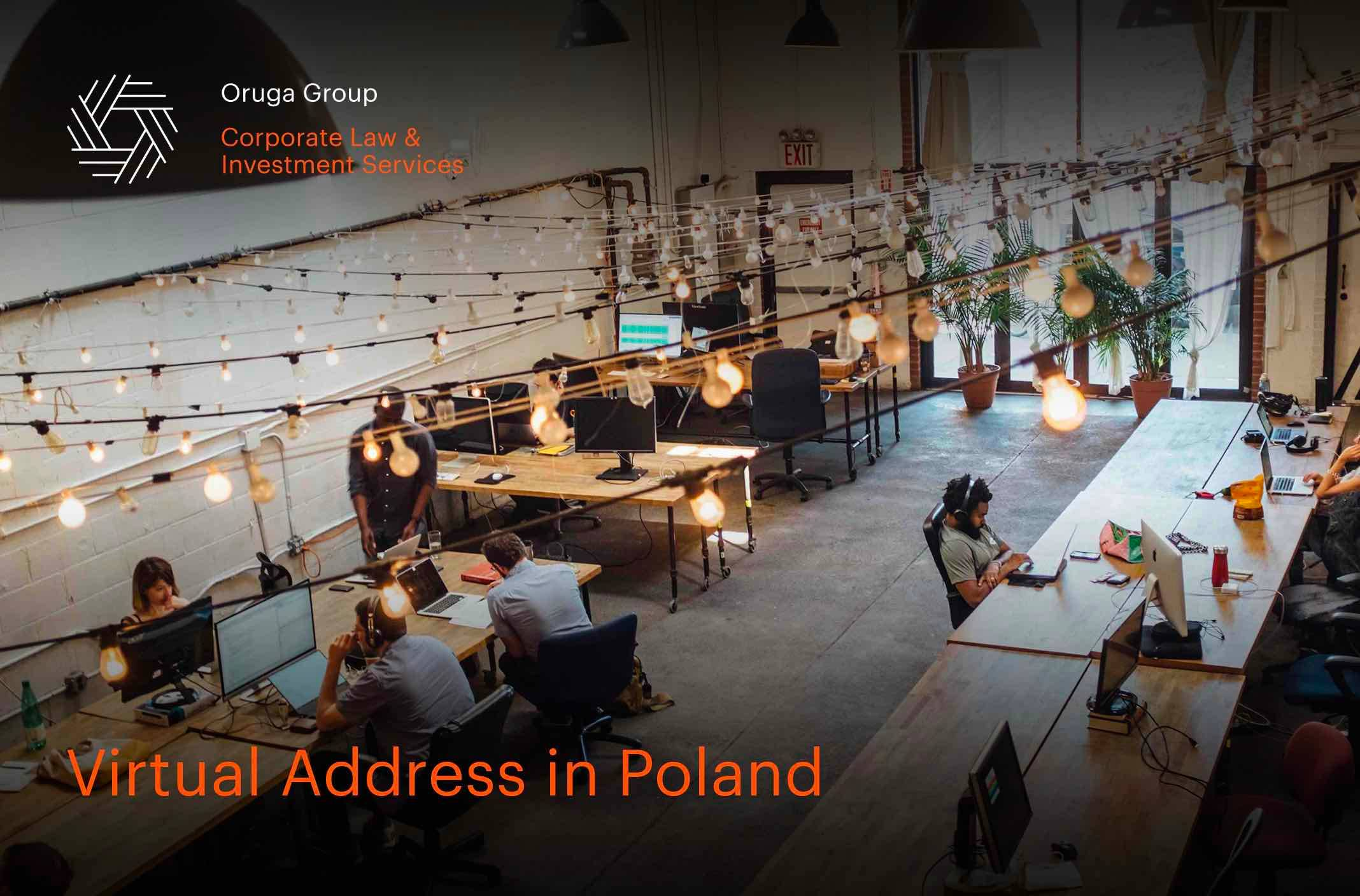 Virtual office in Poland  Rent your legal address in Poland