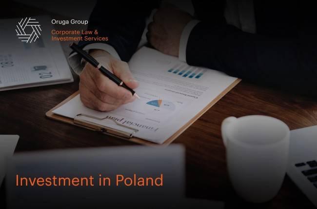 在波兰投资