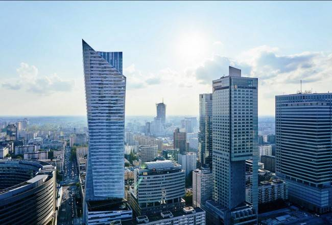 Demand for Office Premises in Poland Remains High