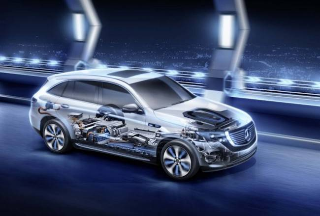 Mercedes-Benz Cars Will Build Battery Factory in Poland