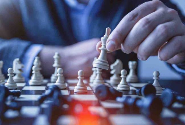 Стратегии Красного и Синего Океанов