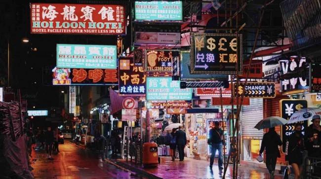 Рестораны Гонконга обслуживают только Гонконгцев